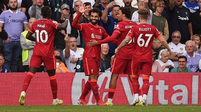 Hasil AC Milan Lawan Liverpool, Gol Henderson Kalahkan Milan