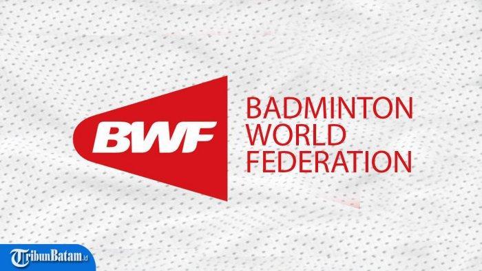 Logo Federasi Bulutangkis Dunia, Badminton World Federation ( BWF )