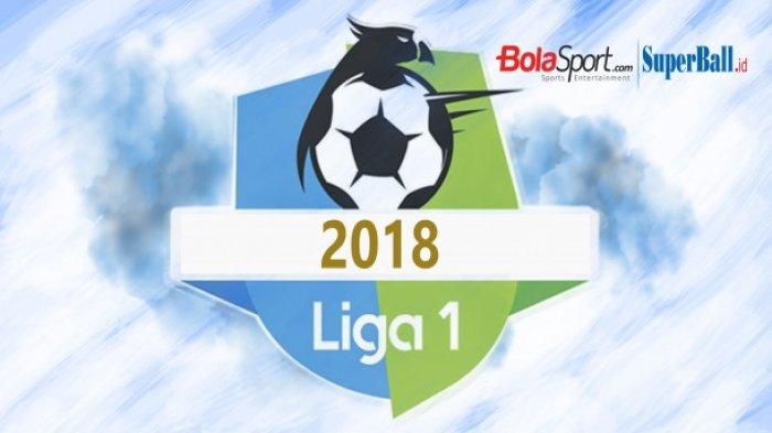 Syarat Juara Liga 1 2018-Persija Cukup Imbang, PSM Wajib Menang di Laga Akhir