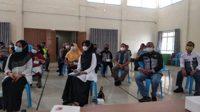 Tingkatkan Pelayanan Kesehatan, Puskesmas Sei Jang Tanjungpinang Gelar Lokakarya Linta Sektor
