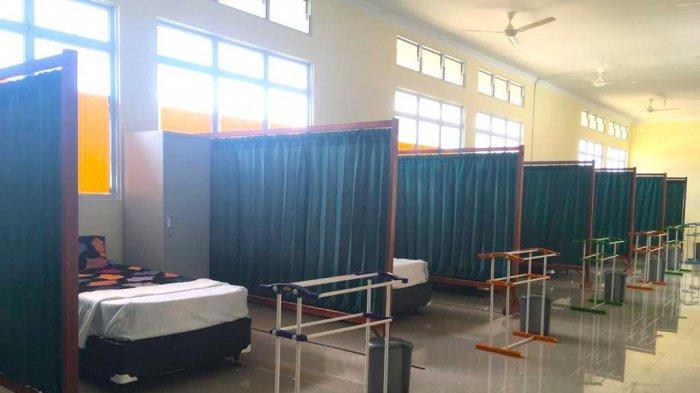 Lokasi Isolasi Pasien Covid-19 di Lingga, Setiap Kamar Ada Wifi dan Televisi