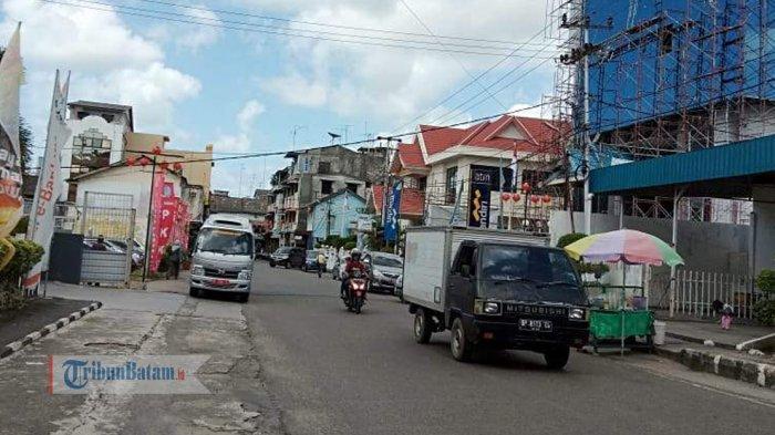 Rencana Pemko Tanjungpinang Pindahkan Lokasi Pasar Malam Imlek 2019 Tuai Protes. Ini Sebabnya