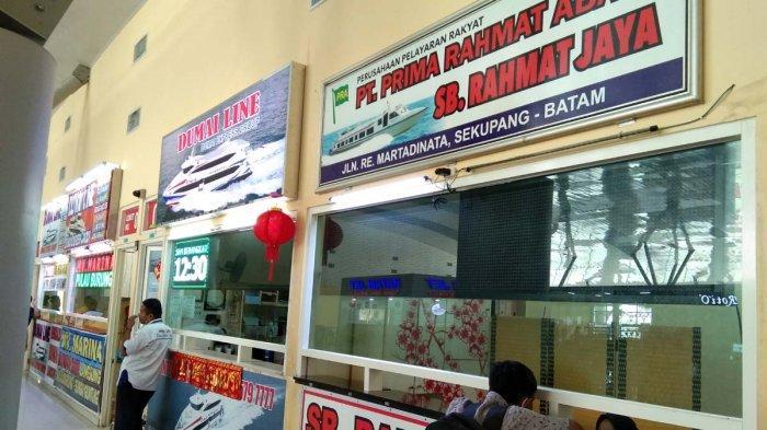 JADWAL Kapal Ferry di Pelabuhan Domestik Sekupang Batam, Kamis 29 April Ada 19 Kapal