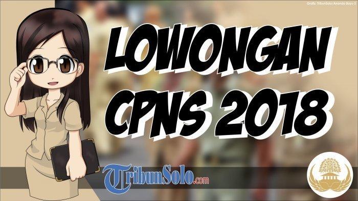 INFO CPNS 2018 - Begini Cara Mudah Lihat Jumlah Pelamar CPNS 2018 di sscn.bkn.go.id