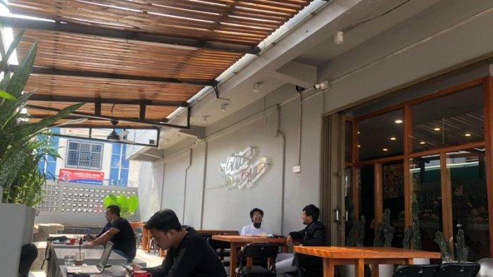 Coffeeshop 'Luar Garis Coffee' di Bilangan KDA Batam Center Cocok Tempat Nongkrong