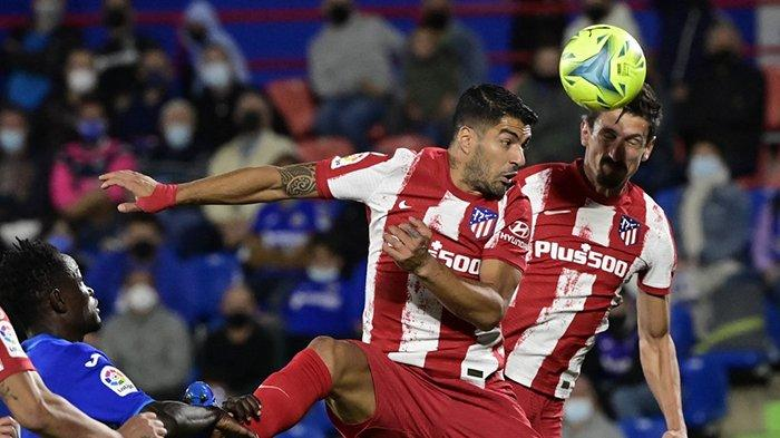 Hasil, Klasemen, Top Skor Liga Spanyol Setelah Atletico Madrid Menang, Luis Suarez 3 Gol