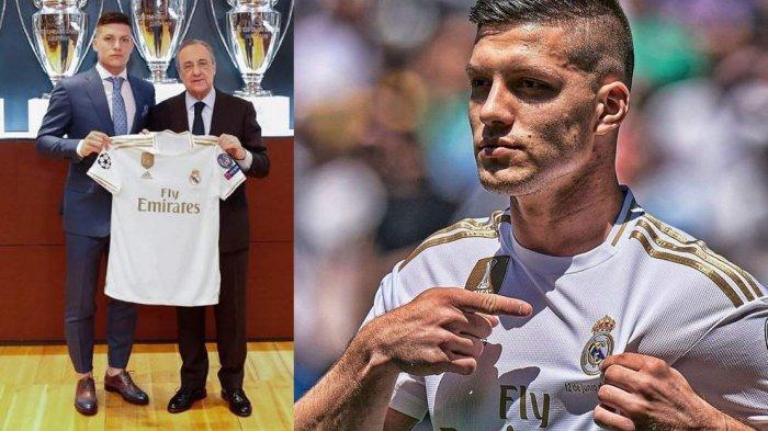 Ketahuan Pesta Bareng Kekasih di Serbia Setelah Tinggalkan Madrid, Striker Real Madrid Ini Dikecam