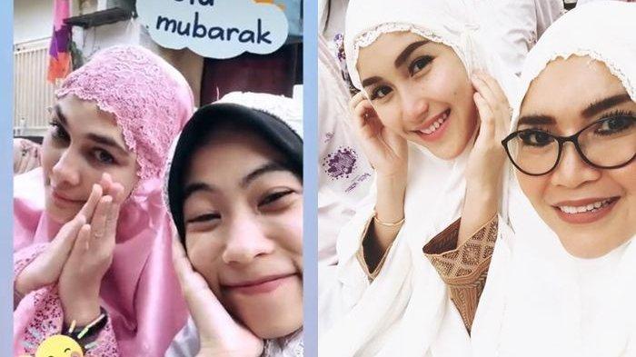 Intip Gaya Luna Maya, Ayu Ting Ting, Hingga Keluarga Raffi Ahmad Rayakan Idul Adha 2019, Kece Mana?
