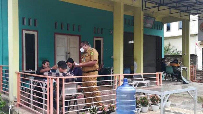 Lurah Daik Aryanto Tancap Gas Bantu Penanganan Covid Setelah Sembuh dari Virus Corona