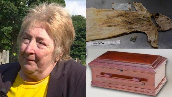 40 Tahun Lebih Berjuang Membuka Peti Mati Anaknya, Setelah Dibuka Ternyata Isinya Mencengangkan