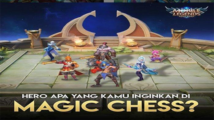 Imlek 2020, Mooton Mobile Legends: Bang Bang Hadirkan Mode Magic Chess, Game Strategi Terbaru