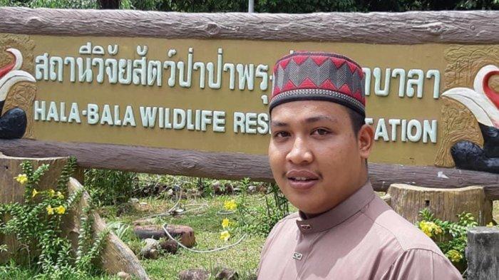 Hafal Alquran, Mahasiswa IAIN Langsa Aceh Ini Akan Jadi Imam Shalat Tarawih Ramadhan di Thailand