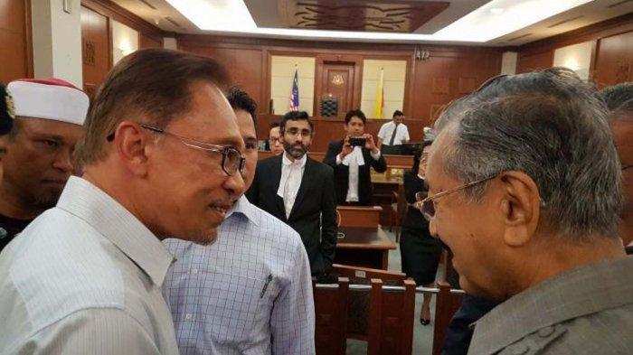 Anwar Ibrahim Juga Ungkit Masa Lalu Mahathir Mohamad; Jika Saya Tak Dukung, Dia Kalah Tahun 1987