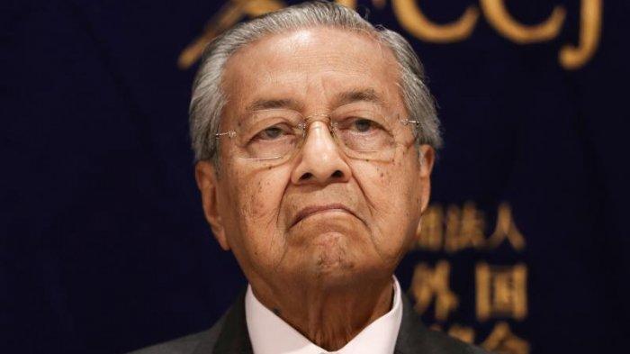 Mantan Perdana Menteri Malaysia dan politikus senior Mahathir Mohamad