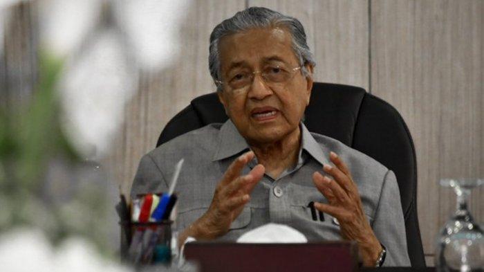 Mahathir Mohamad Minta PM Malaysia Muhyiddin Yassin Mundur: Anda Tidak Kuat, Mundur Saja Lah