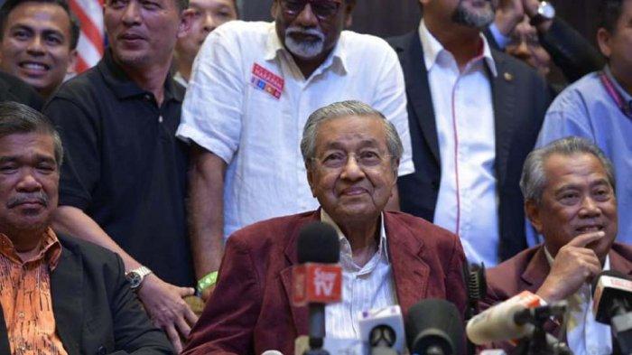 Akhiri Konflik Politik Malaysia, Muhyiddin Yassin Rencanakan Pemilu Dini, 2 Tahun Lebih Cepat