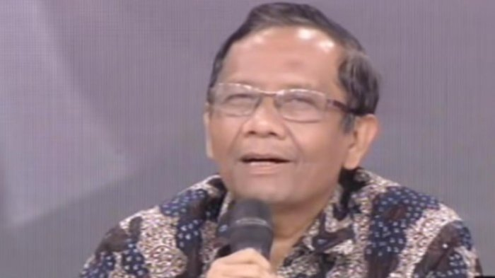 Prabowo Tolak Hasil Pilpres 2019, Mahfud MD: Kalau Tidak Gugat ke MK sampai 25 Juni, Pilpres Selesai