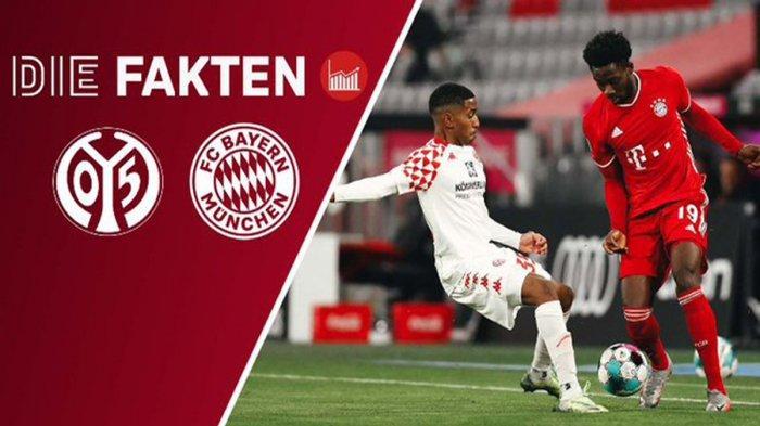 Jadwal Liga Jerman Pekan 31, Menang Lawan Mainz, Bayern Munchen Juara Bundesliga