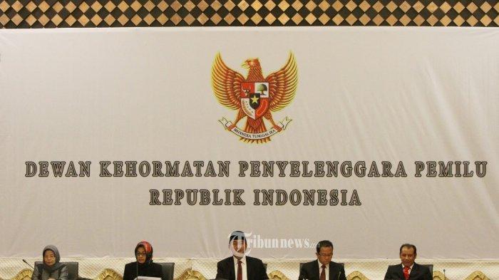 Selain 5 Komisoner dan Sekretaris KPU Batam, DKPP Rehabilitasi 5 Anggota Bawaslu Batam