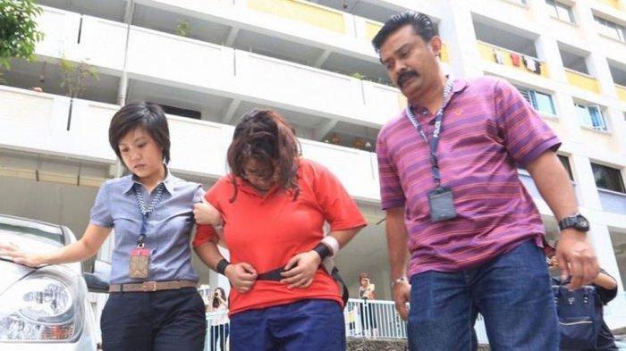 Majikan kejam Singapura yang menganiaya pembantunya hingga tewas