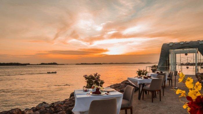 Sambut Valentine, Bay House HARRIS Resort Barelang Tawarkan Paket Makan Malam Romantis