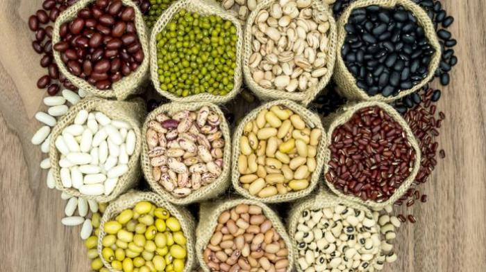 makanan jenis kacang-kacangan