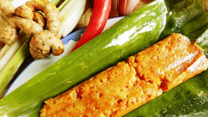 Otak-otak, Makan Khas Melayu yang Dibuat Dari Olahan Ikan yang di Giling