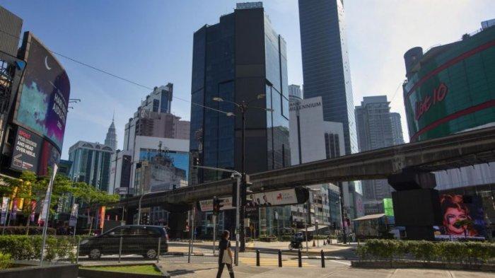 Kasus Covid-19 Belum Melandai, Malaysia Pertimbangkan Soal Perpanjangan Lockdown
