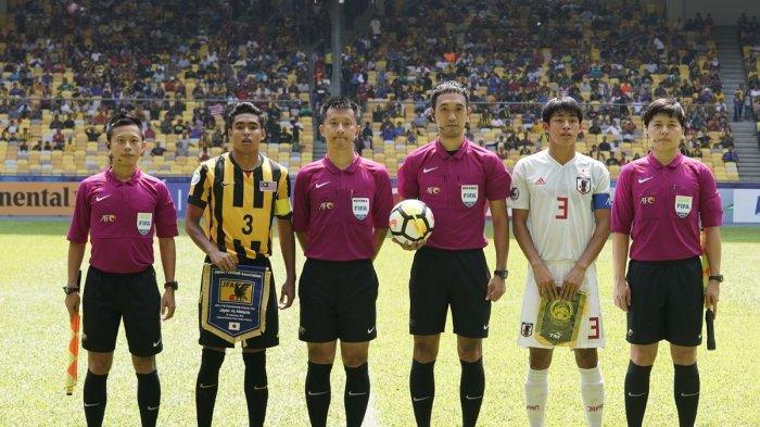 AFC U16 2018 - Jepang Singkirkan Tuan Rumah Malaysia. Tajikistan Kalahkan Thailand