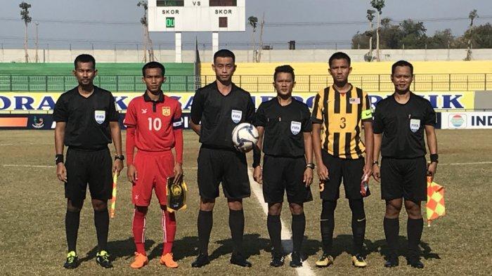 Hasil Piala AFF U16 2018 - Kalahkan Laos, Malaysia Jadi Lawan Timnas U16 Indonesia di Semifinal