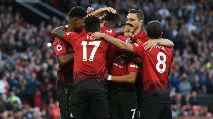 LIVE Streaming Manchester United vs Inter Milan ICC 2019 Singapore, Kick Off 18.30 WIB