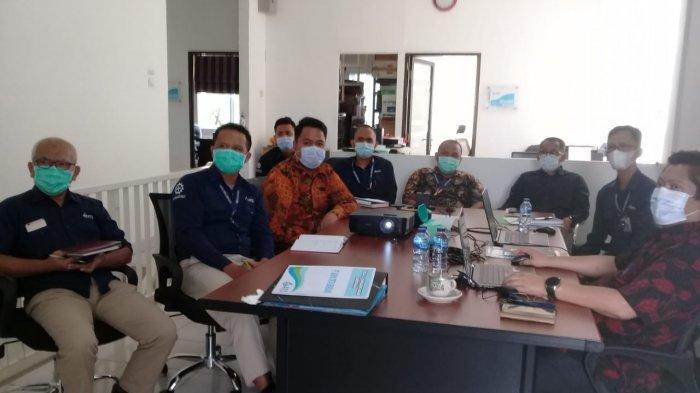 Berbagi Kiat Sukses, ATB Beri Bimbingan ke Adhya Tirta Sriwijaya Palembang