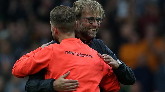 Juergen Klopp Yakin Henderson Bisa Dimainkan di Dua Laga Sisa Liverpool