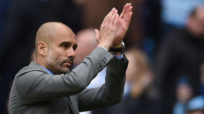 Hasil Liga Inggris - Pep Guardiola. Penting Bagi Manchester City Menang di Laga Pertama