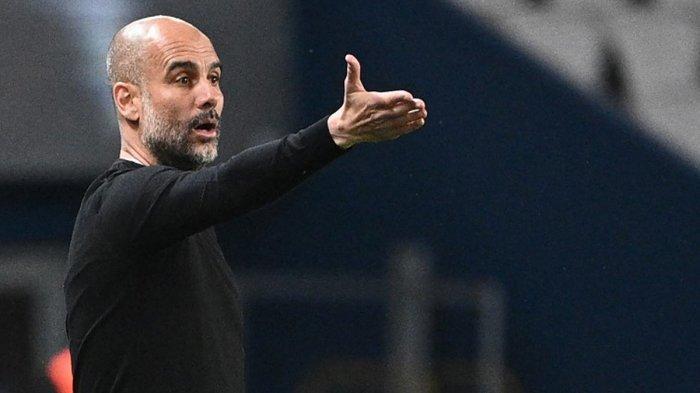 Manchester City Menang Lawan PSG, Guardiola: Kami Ubah Gaya Bermain, Agresif di Babak Kedua