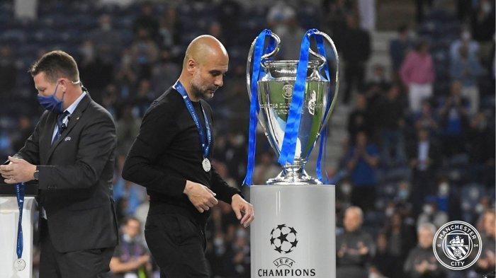Manchester City Kalah Lawan Chelsea di Final Liga Champions, Guardiola: Pilihan Saya Tim Terbaik