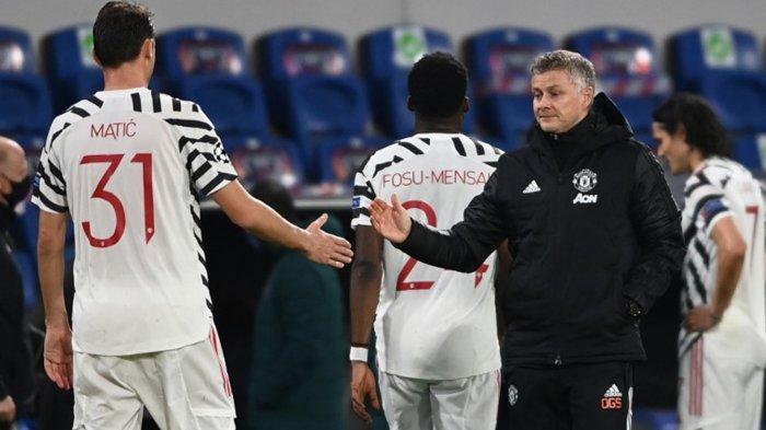 Prediksi Susunan Pemain Manchester United vs West Ham, Solskjaer Rotasi Pemain