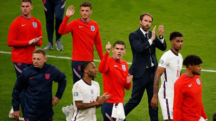 Inggris Gagal Juara Piala Eropa 2020, Southgate: Saya Tanggungjawab, Penendang Penalti Pilihan Saya