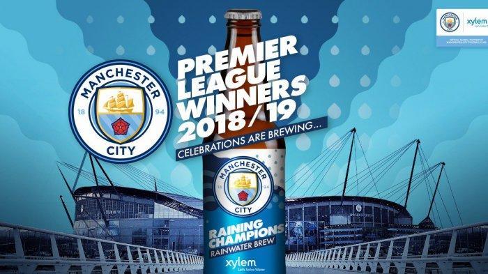 Manchester City Juara Premier League Liga Inggris, Pep Guardiola: Terima Kasih Liverpool