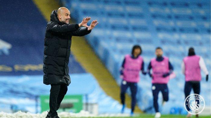 Manchester City Menang Lolos ke Final Liga Champions, Pep Guardiola: Saya Bangga
