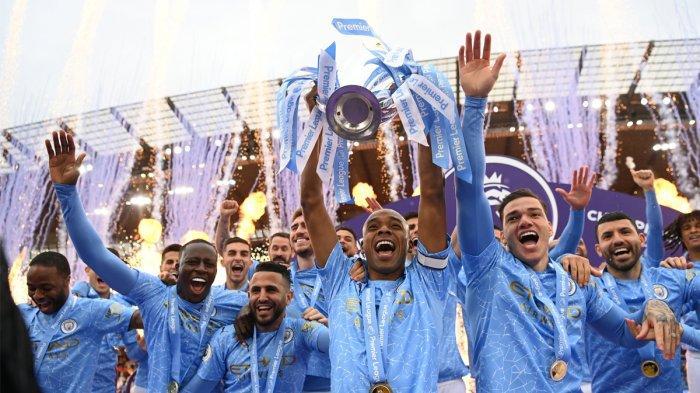 Hasil Lengkap Liga Inggris Pekan Terakhir, City Pesta Gol Liverpool Menang, Chelsea, Leicester Kalah