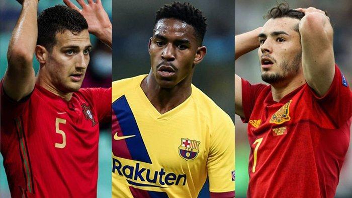 Transfer AC Milan Pemain Man United, Real Madrid, Barcelona yang Mau Dipinjam Milan + Opsi Beli