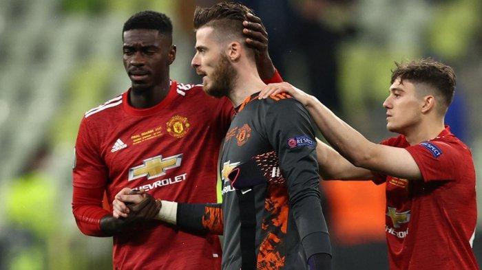Manchester United Gagal Juara Liga Europa, Solskjaer: Pasti Kecewa, Seperti yang Dirasakan De Gea