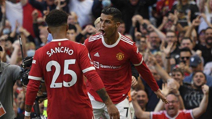 Hasil Manchester United vs Newcastle United - Cristiano Ronaldo Debut Cetak 2 Gol & Rekor, MU Menang