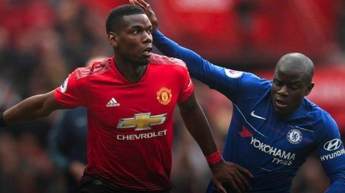 LINK Live Streaming Mola TV Manchester United vs Chelsea Liga Inggris Malam Ini Jam 22.30 WIB