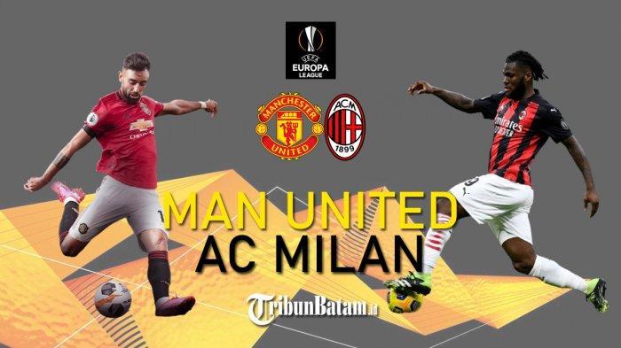 Manchester United vs AC Milan Live SCTV 00.55 WIB, Duel Duo Raja Penalti Fernandes vs Kessie