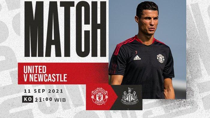 Manchester United vs Newcastle Liga Inggris Malam ini, Cristiano Ronaldo Berpeluang Cetak Rekor