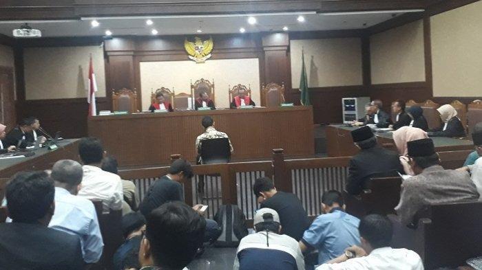 Jual Beli Jabatan di Kementerian Agama, Mantan Menteri Jokowi, Romahurmuziy Divonis 2 Tahun Penjara