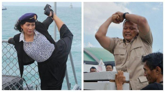 Sempat Didukung Netizen, Susi Pudjiastuti Ucapkan Ini ke Sakti Wahyu Trenggono Jabat Menteri KKP