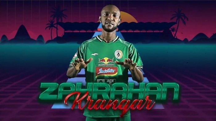 Transfer Liga 1 2020 - Dilepas Madura United, Zah Rahan Gabung PSS Sleman